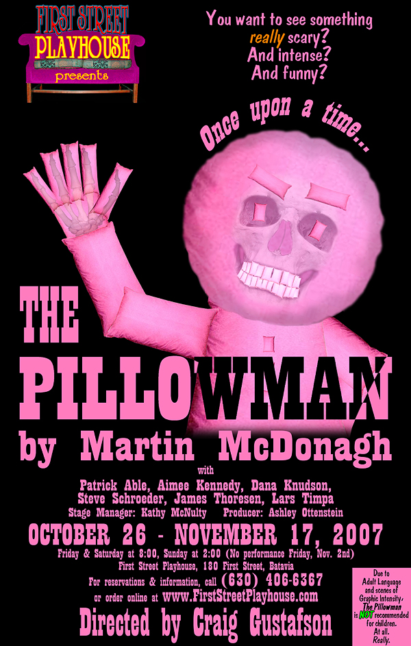 Martin McDonagh The Pillowman